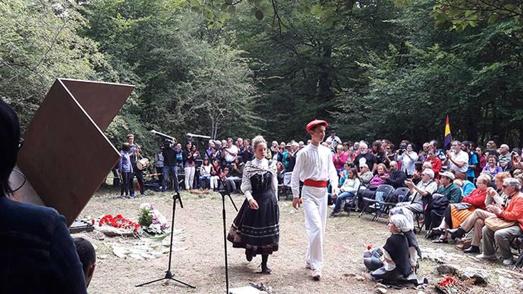 Otsaportilloko leizea Nafarroako Memoria Historikoaren Toki deklaratua