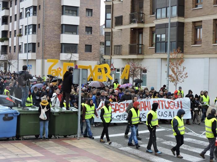 Altsasuko manifestazioa kalez kale - 22
