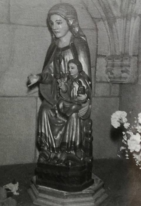 Erromeria Aitziberko ermitan