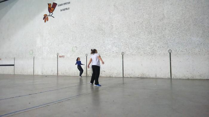 XXI. Iñigo Aritza ikastolako Pilota Txapelketa: 3. jardunaldia Olaztik hartuko du - 3