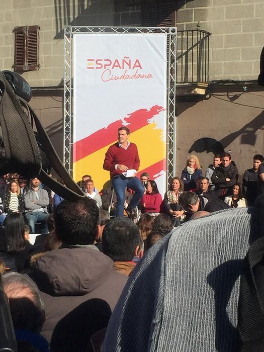 España Ciudadanaren ekitaldiak utzi zuena - 19