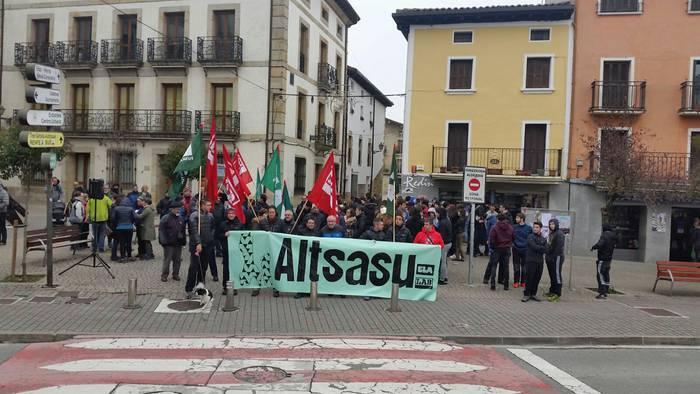 #Altsasu manifestaziorako atxikimenduak eta eguneko irudiak - 23