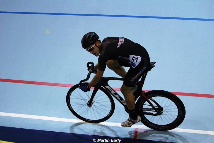 Etxeberria eta Gonzalez Bio Racer Pista Trofeoko liderrak