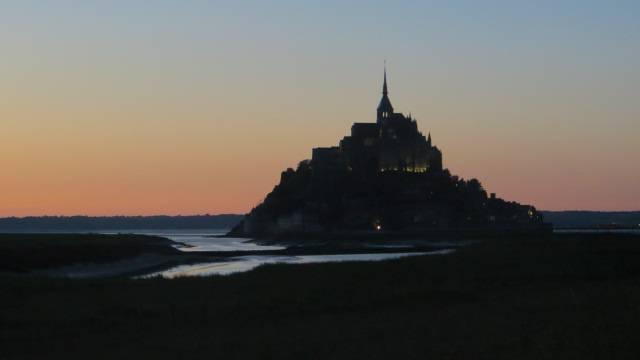 Mont Saint Michel gauez