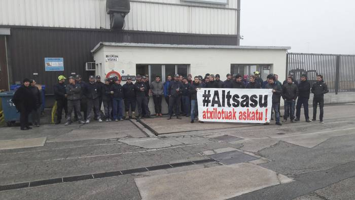 #Altsasu manifestaziorako atxikimenduak eta eguneko irudiak - 29