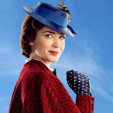 'El regreso de Mary Poppins' haurrendako filmaren emanaldia.