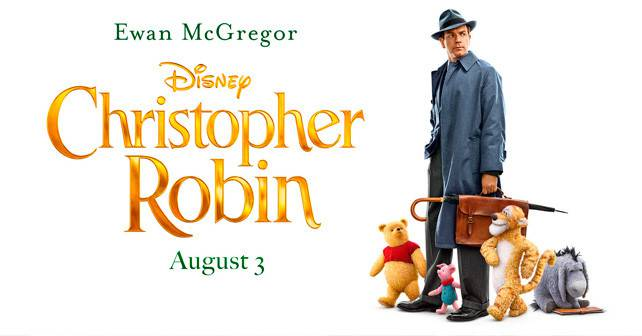 CHIRSTOPHER ROBIN