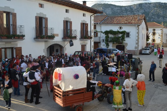 Festa garaia Ihabarren