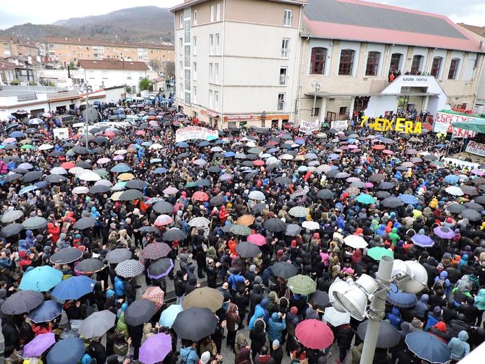 Altsasuko manifestazioa kalez kale - 31