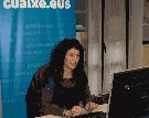 Maitane Intxaurragari on-line elkarrizketa