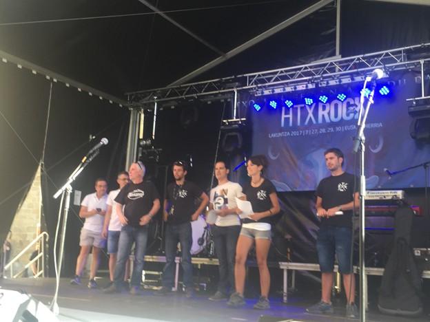 Hatortxu Rock hasiera ekitaldiak utzitakoa - 5