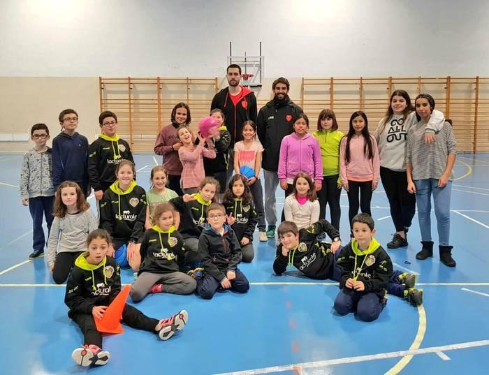Basket Navarrakoak Irurtzunen