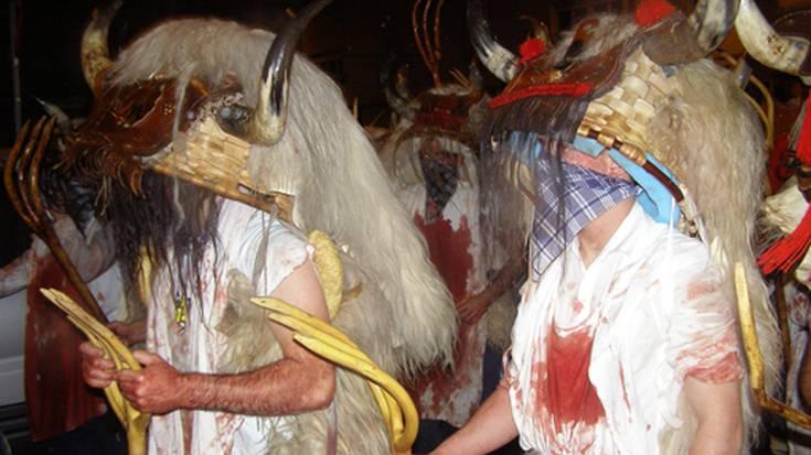 Momotxorro, sorgin, maskarita… inork ez zuen ihoteetan hutsik egin