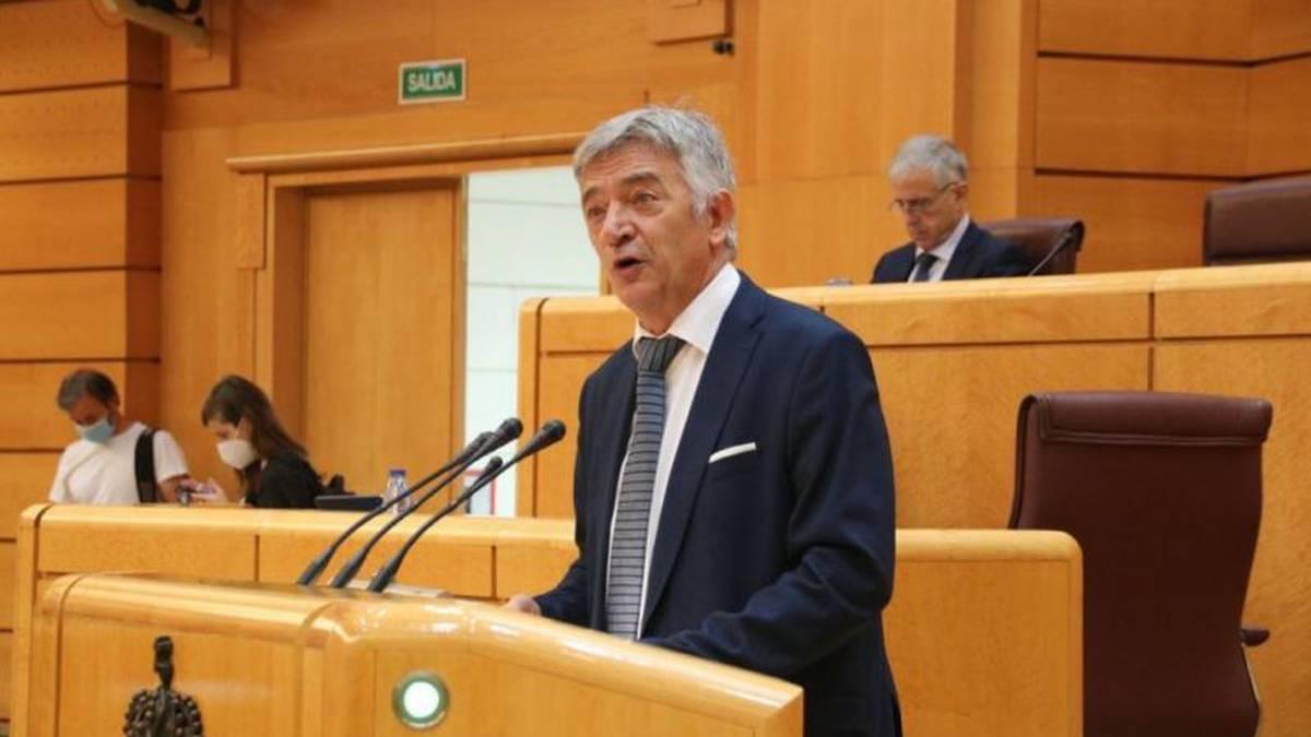 Martinezek Altsasuren izen ona defendatu du Senatuan