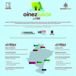 Oinez Basoa 2017 Lesaka