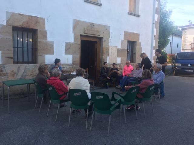 San Isidrotako auzatea