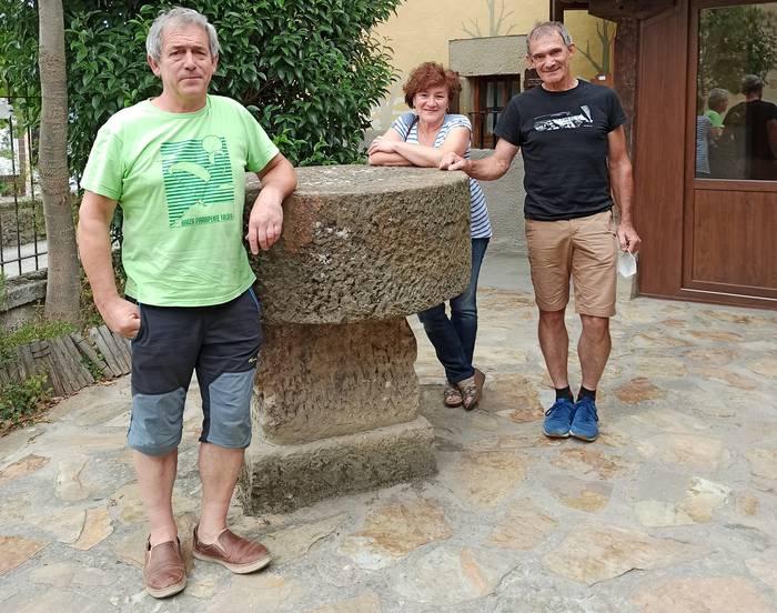 Santa Marinako aireko zaindariak