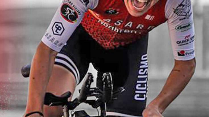 Andoni Ocaña urdiaindarrak Ciclismo Riojano VegaBike taldean jarraituko du