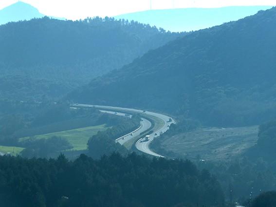 Nafarroako autopistako bidesaria murriztuko da