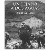 'Un tejado a dos aguas' liburuaren aurkezpena Oscar Galladro idazlearekin.