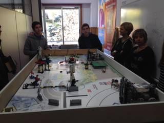 Programazioa eta Robotika Andra Mari ikastolan