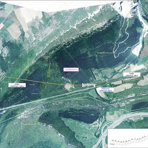 Iruñea eta Gasteiz arteko AHT ibilbide proiektua jendaurrean
