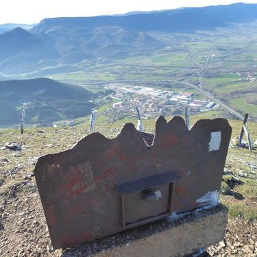 Pirinioetara irteera antolatu du Iratxo mendizaleak taldeak