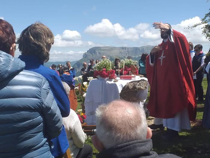 Kontzejuak jakinarazi du ez dela San Adrian festarik izanen
