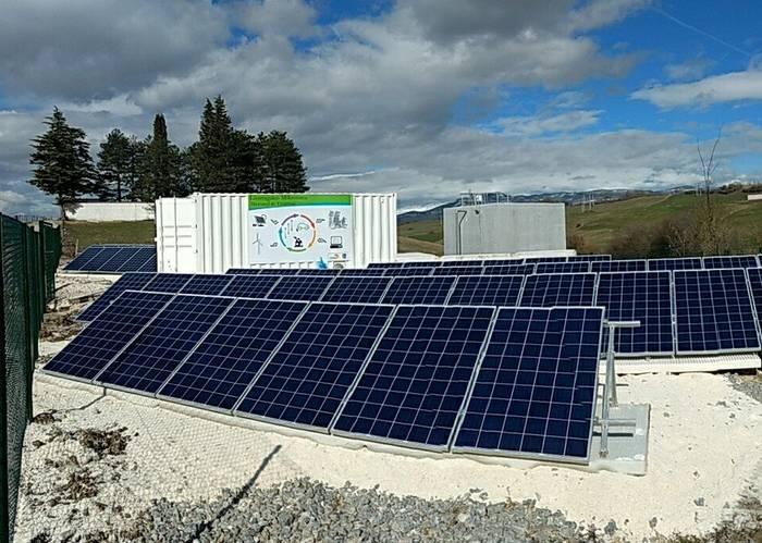 Mikro-sarea energia proiektu aitzindaritzat hartu dute
