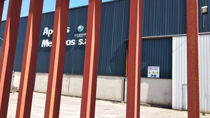 Apoyos Metalicosekoak Nafarroako Gobernuarekin biltzeko zain