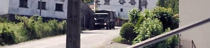 Militarren ariketak Beriainpean