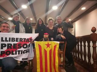 Katalanez hitz egitera batzen dira astean behineko saioetan Arbizun
