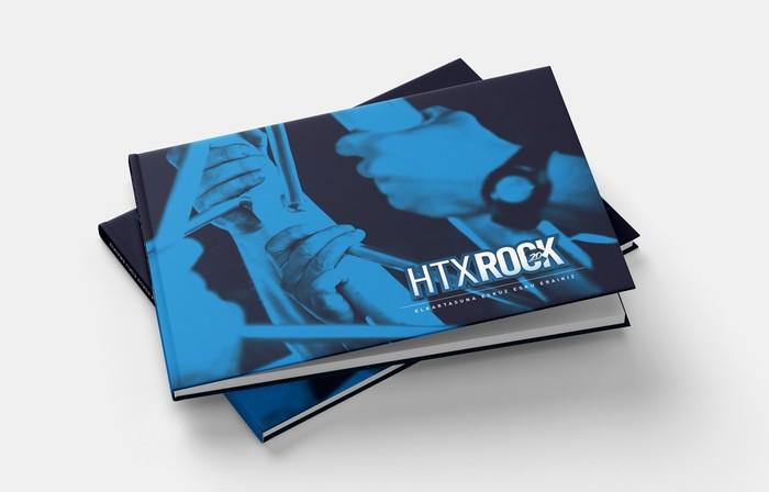 Hatortxu Rock 20, dokumentalaren ondoren, argazki liburua