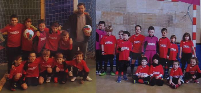 Ziordiko Futbol Torneoa, etzi