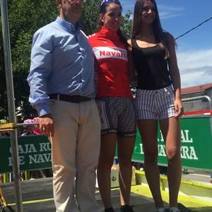 Maialen Aramendia juniorren Euskadiko eta Nafarroako txapelduna Iturmendin
