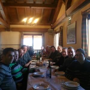 San Anton, egun guztiko ospakizuna