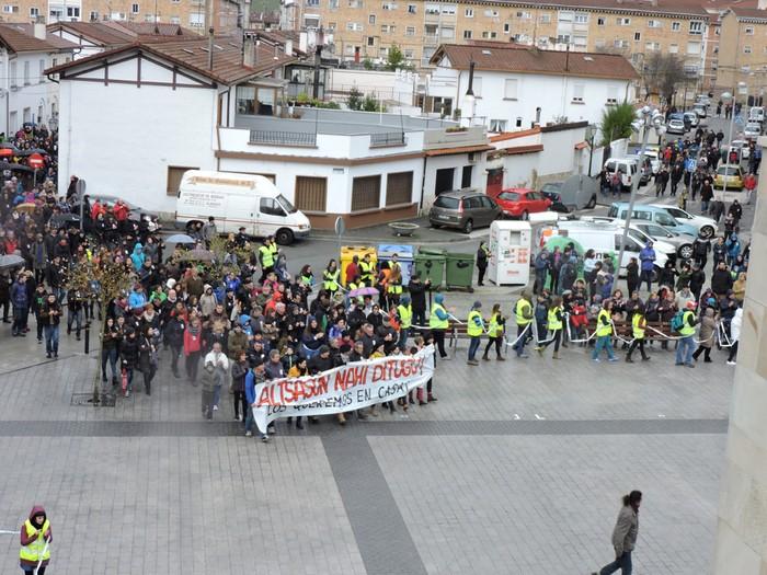 Altsasuko manifestazioa kalez kale - 26