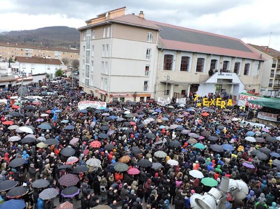 Altsasuko manifestazioa kalez kale - 32