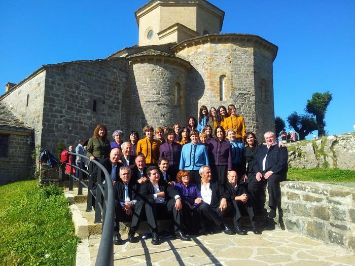 Erkudengo Ama abesbatza, Tarragonatik Arbizura