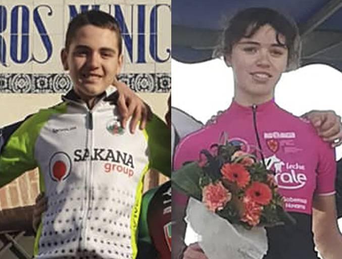 Aimar Tadeo txapeldun Madrilen eta Nahia Imaz Amorebietan