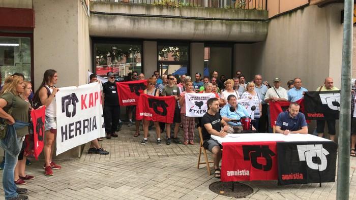 Espainiako Auzitegi Nazionalak deklaratzeko deia