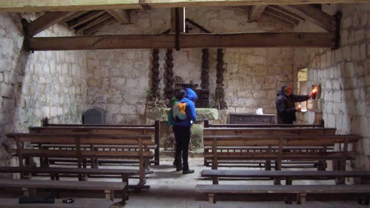 Santa Marina ermita konpontzeko boluntario bila