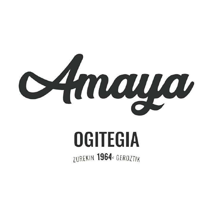 AMAYA OGITEGIA logotipoa